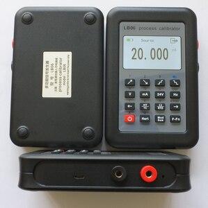 Image 5 - LB06 Hart Current voltage 4 20mA 0 10V/mV Signal Generator Source thermocouple PT100 temperature Process calibrator Tester