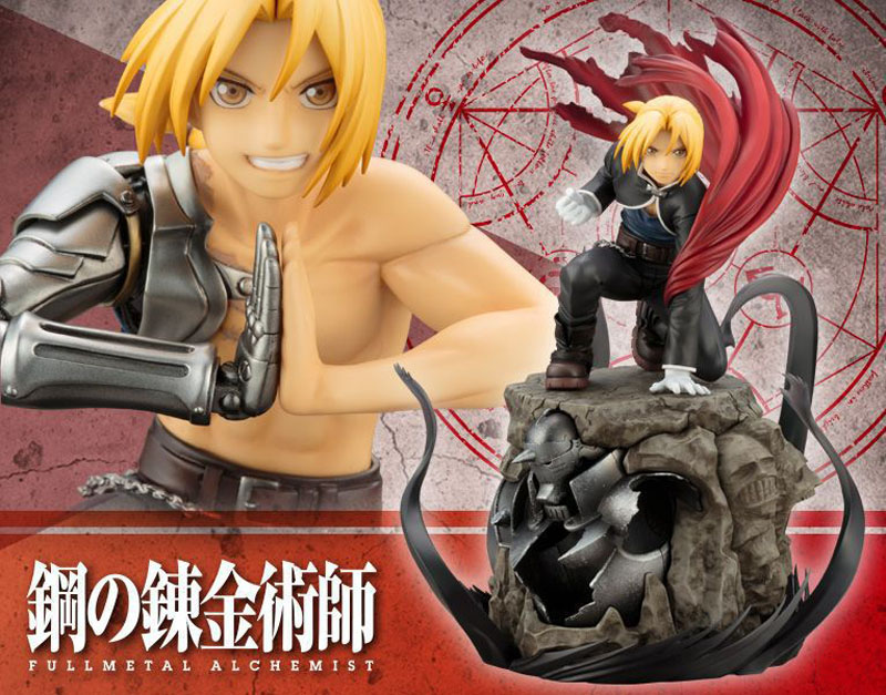 Free Shipping 9 Fullmetal Alchemist Anime Edward Elric 2 Version Boxed 22cm PVC Action Figure Collection Model Doll Toys Gift free shipping 7 anime super sonico with macaroon tower boxed 17cm pvc action figure collection model doll toy gift