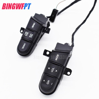 Steering Wheel Audio Control Switch 36770 SNA A12 36770SNAA12 Cruise Switch For Honda Civic 2006 2007