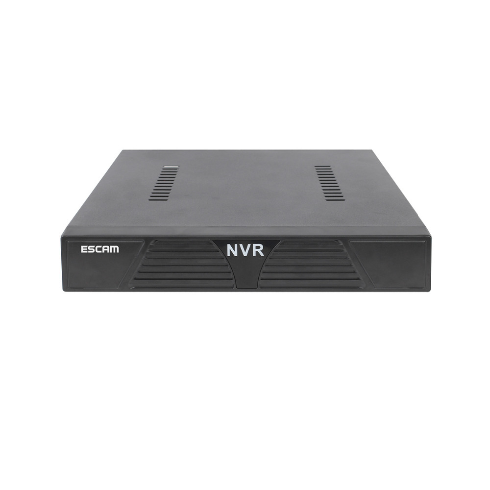 ESCAM K616 NVR HD 1080P 16CH Network Video Recorder H.264 HDMI/VGA Video Output Support Onvif P2P Cloud serviceESCAM K616 NVR HD 1080P 16CH Network Video Recorder H.264 HDMI/VGA Video Output Support Onvif P2P Cloud service