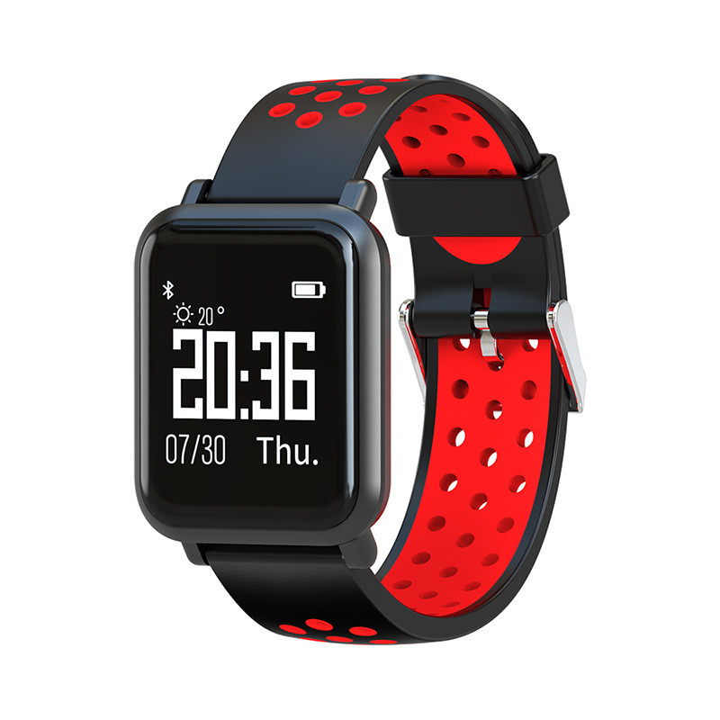 Sport Smart Watch Men Women Blood Pressure Oxygen Monitor Fitness Bracelet Waterproof Heart Rate Smartwatch For Android IOS fitness smart watch women heart rate monitor blood pressure running sport watch for woman smartwatch app support for android ios