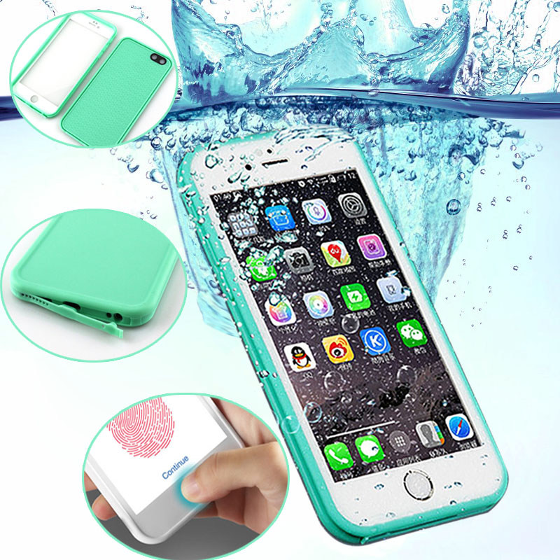 aea45fe9871 Buy waterproof case iphone 7 plus and get free shipping on AliExpress.com