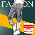 2016 New men's causal pants Full Length , fashion slacks / sport pants , trousers for men for all season + free shipping JX278
