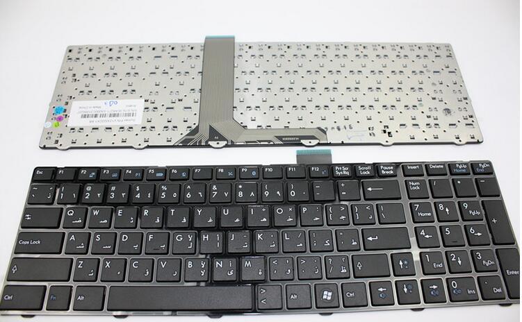 keyboard for MSI GE60 GE70 GT60 GT70 GX60 GX70 GT780 GX780 GT780 GT783 US/ARABIC/JAPANESE/SWISS/RUSSIAN/CANADIAN NO backlight ru russian for msi ge60 gt60 ge70 gt70 16f4 1757 1762 16gc gx60 gx70 16gc 1757 1763 backlit laptop keyboard