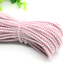 8m High-Quality Solid Round Elastic Cord Rubber Band Stretch String Rope Line DIY Sewing Accessories