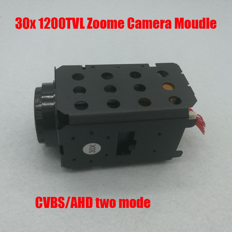 1/3 1200TVL 30x Optical zoom lens ICR CCTV Speed Dome Zoom Block Camera Module 3.3~99mm Lens Free Shipping novoxy 360x 1 3 700tvl sony ccd 30x optical 12x digital icr cctv block camera module with control board lens free shipping