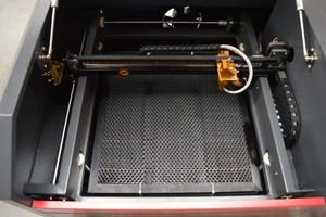 Image 4 - Máquina de grabado láser Co2 4040 de 50W para cortar madera contrachapada, madera, MDF, acrílico, cristal, vidrio, papel, plástico, plexiglás