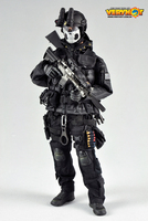 American Seal Special Forces VH night group 1/6 Soldier Action Figure CQB3.O Military Model Set Toy