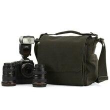 Hızlı kargo orijinal Lowepro Pro Messenger 180AW DSLR kamera fotoğraf askılı omuz çantası tüm hava kapak