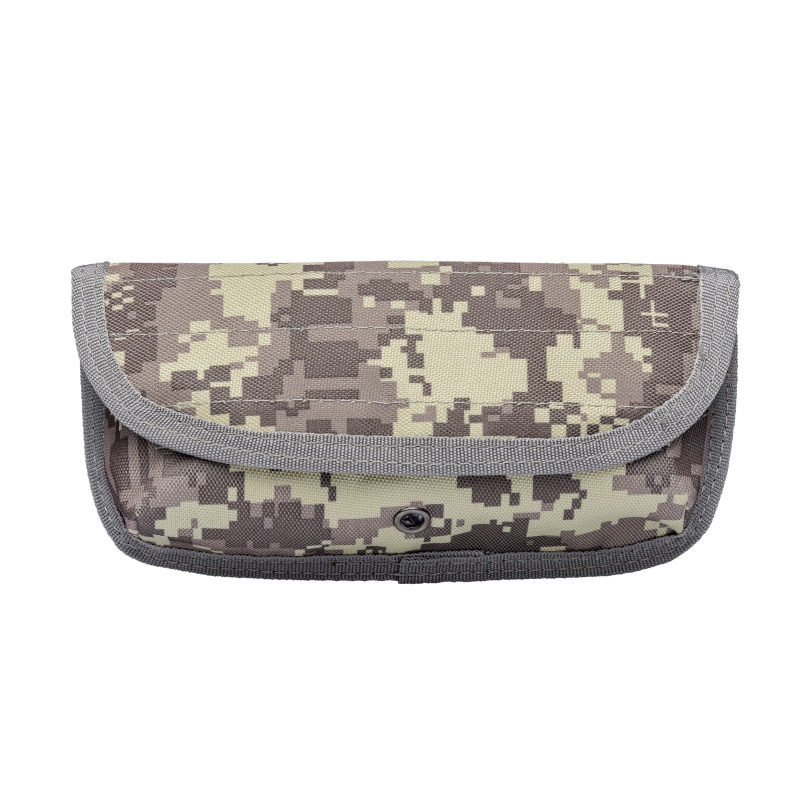 Tactical 12 Rounds Shotshell Reload Holder Molle Pouch For 12 Gauge/20G Magazine Ammo Round Cartridge Holder Tactical Pouch
