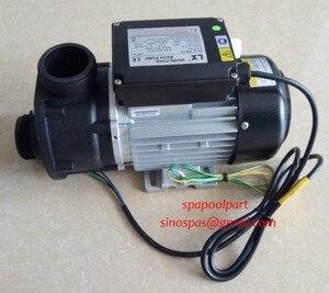 Image 1 - WHIRLPOOL LX DH1.0 hot tub spa bath pump 1HP  used for apollo, ssw,wmk,crw,monalisa Pedicure water pump lx whirlpool pump