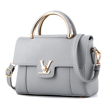 2018 Hot Flap V Women's Luxury Leather Clutch Bag Ladies Han
