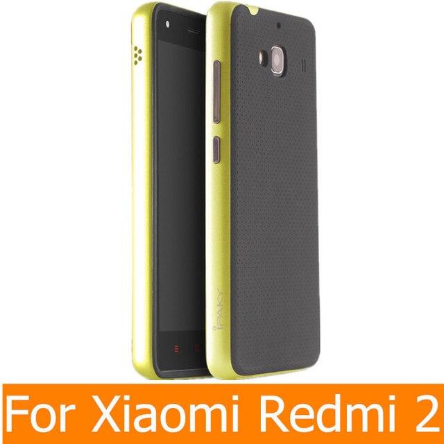 100% authentic e3bb1 c0bb4 US $4.24 15% OFF For Xiaomi Redmi 2 Case Original iPaky Brand Silicone PC  Hybrid Protective Cover for Xiaomi Redmi 2 Case Cover Fundas Redmi2-in ...