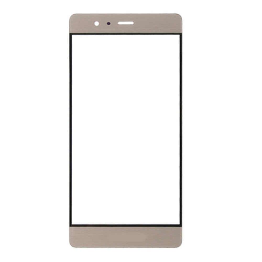 Offre spéciale panneau d'écran avant pour Huawei Ascend P8 P9 P10 Lite lentille extérieure en verre avant protection écran LCD remplacement d'écran