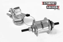 Sturmey archer SRF5(W)  Internally Geared 5 speeds bike bicycle rear Hub 28H 110mm with shifter lever set fit for folding bike