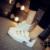Primavera Otoño Mujeres Atan Para Arriba Los Zapatos de Lona Suela De Goma Plana Zapatos casuales Chaussure Femme Gancho Blanco y Negro Zapatos de Lona Para mujeres
