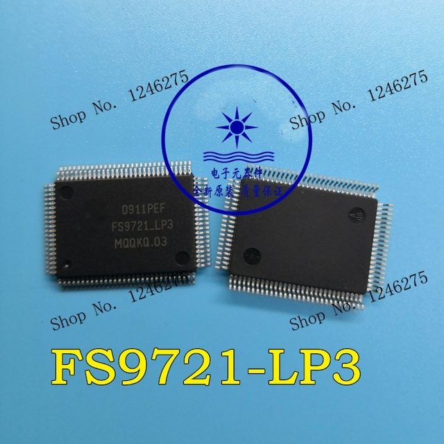 FS9721 LP3 QFP 100 100% חדש מקורי
