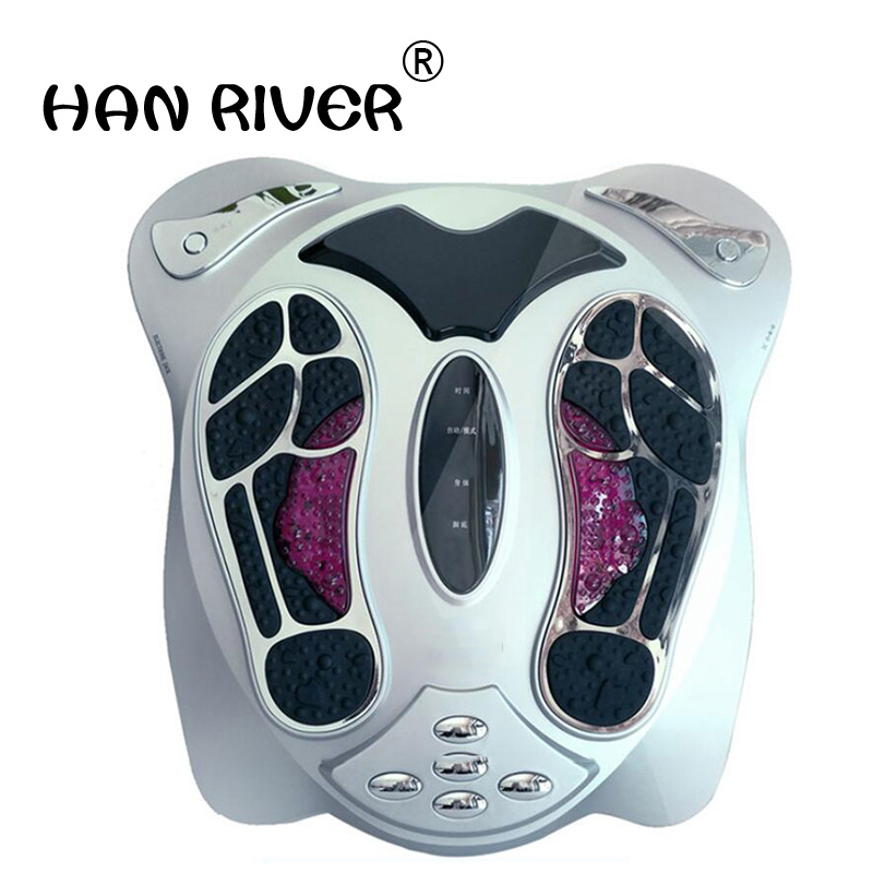 Low frequency multifunctional rehabilitation neural electrical stimulator plantar acupoint massage therapy J2021