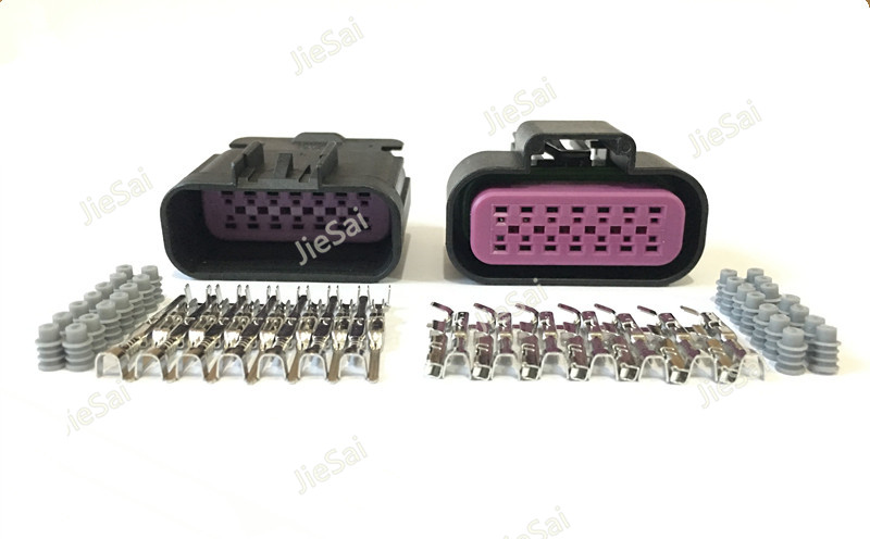 Delphi 8-Pin GT 150 Male & Female Sealed Connector Set 20