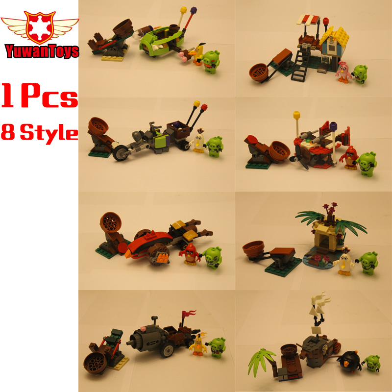 New <font><b>Crazy</b></font> <font><b>Birds</b></font> <font><b>Movie</b></font> Minifigures Toy 2016 BOMB PIG PIGGY <font><b>RED</b></font> <font><b>Stella</b></font> Chuck <font><b>Matilda</b></font> PINK <font><b>BIRD</b></font> <font><b>Cartoon</b></font> Compatible elieds BZ108