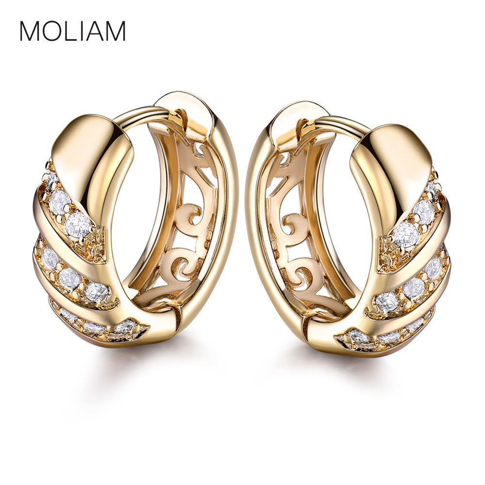 MOLIAM Engagement Jewelry...
