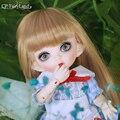 OUENEIFS Pukifee Luna Fairyland bjd 1/8 body model reborn baby girls boys dolls eyes High Quality toys shop make