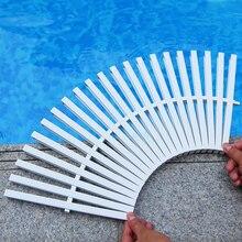 Переливающаяся сетка Нескользящая для бассейна водосточная решетка разного размера для выбора инструменты для чистки бассейна аксессуары для оборудования
