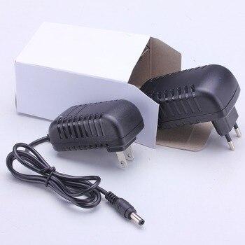 18650 Oplaadbare Lithium Batterij Oplader Dc 5.5Mm * 2.1Mm Draagbare Oplader Voor 1 2 3 4 String Lithium 4.2V 8.4V 12.6V 16.8V 1A