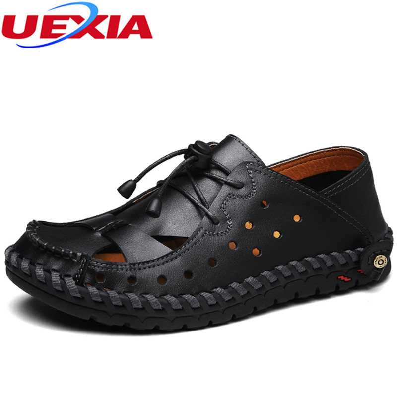 UEXIA Men Leather Shoes Fashion Ankle Casual Working Shoes Tooling Dress Quality Casual Oxfords Lace-up Flats Male Comfortable gram epos men high quality winter warm plush oxfords casual shoes men dress business lace up flats zapatos de hombre male botas
