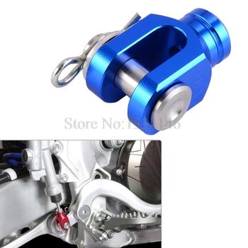 Tylny hamulec Clevis do Yamaha YZ125 YZ250 YZ250F YZ450F YZ125X YZ250X YZ250FX YZ450FX WR250F WR450F YZ YZF WRF 125 250 450 F FX tanie i dobre opinie NICECNC Liny i Kabli 0 05kg None 1inch RBC-Y01 2003-2018 Aluminum