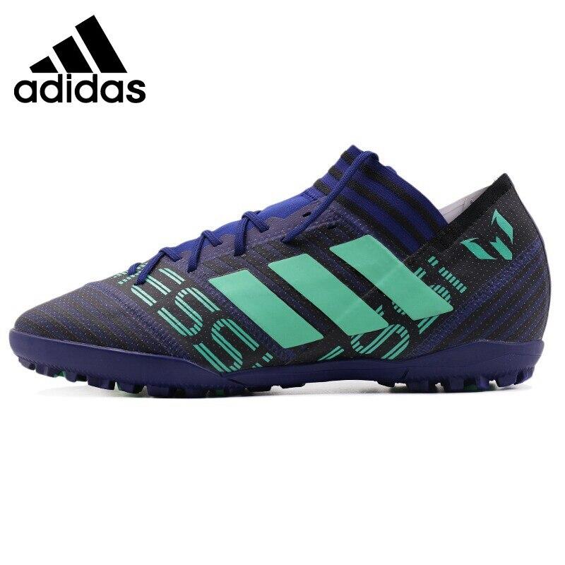 Original New Arrival 2018 Adidas NEMEZIZ MESSI TANGO 17.3 TF Mens Football Shoes Soccer Shoes Sneakers