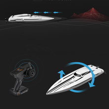 Remote Control Boat brushless Motor High Speed Large Speed Boat 2.4G Remote Control Boat Water Cooling Heat Nautical Model Toy kids pedal boat water hand boat amusement boat