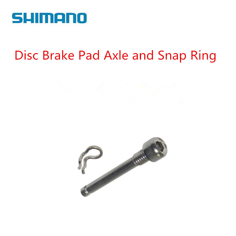 <font><b>Shimano</b></font> Disc <font><b>Brake</b></font> Pad Axle and Snap Ring for Deore XT <font><b>SLX</b></font> XTR M785 <font><b>M7000</b></font> M8000 M9020 M820 M640 S700 image