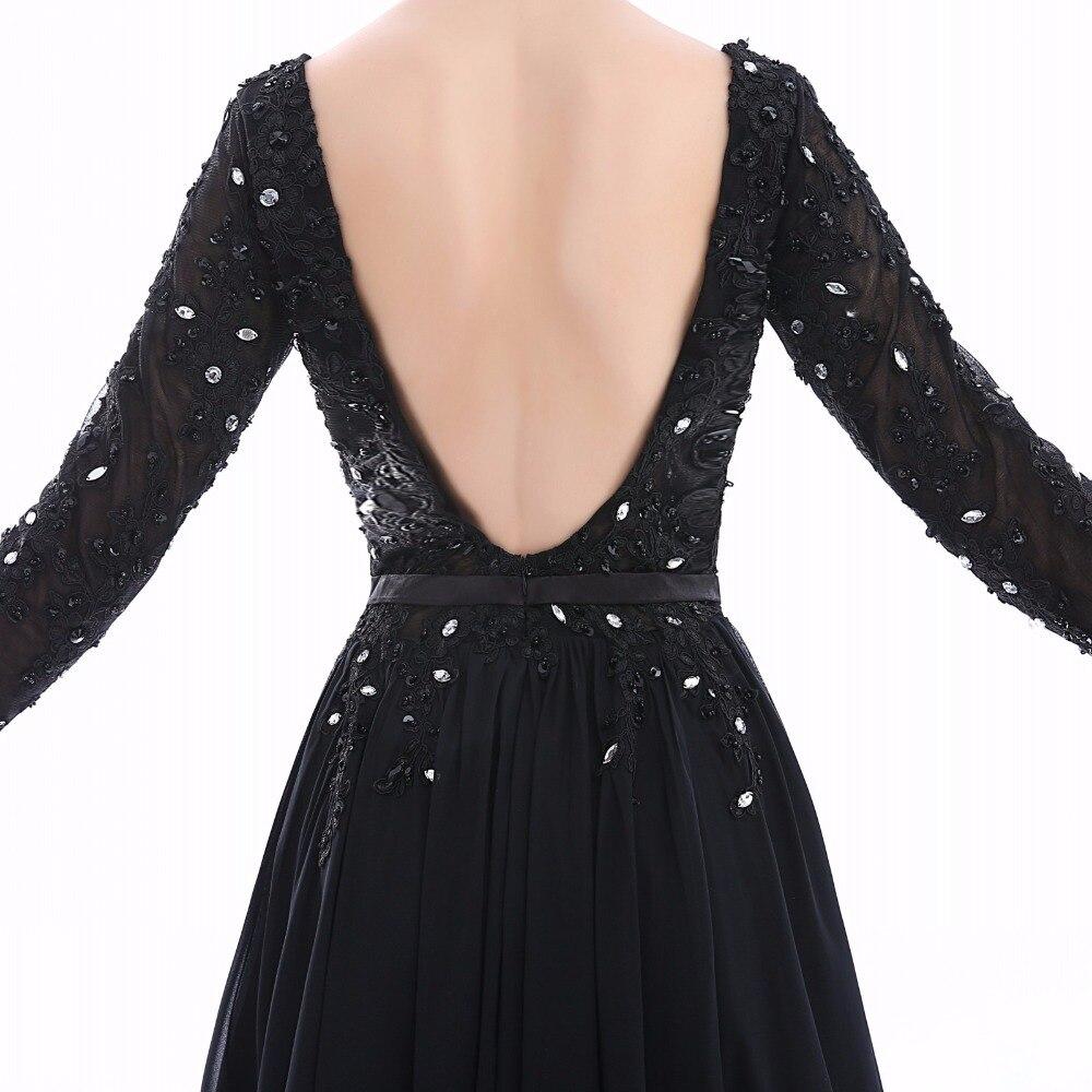 ANTI Sosire Noua Negre Mama Nepoata Imbracaminte rochie completa - Rochii de seară de nuntă - Fotografie 6