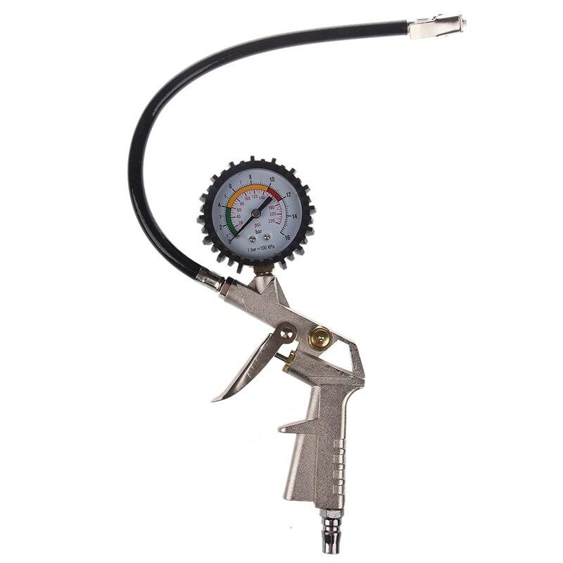 Aletler'ten Basınç Göstergeleri'de Alaşım hava kompresörü lastik şişirme aracı göstergesi title=