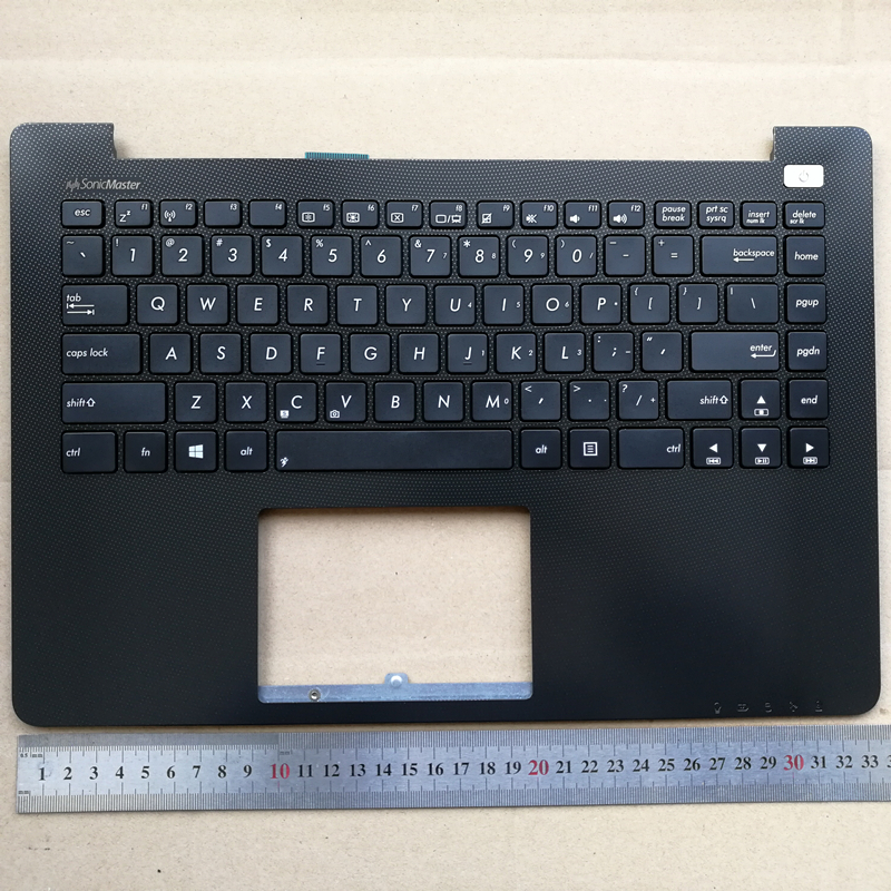 US New laptop keyboard with palmrest for ASUS X402 X402C X402CA F402C F402 13NB0092AP040139XJ8TCJN50