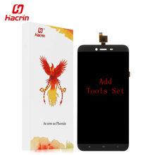 hacrin CUBOT X10 LCD Display 5.5'' + Touch Screen + Tools Digitizer Assembly Replacement Repair Accessories For Phone