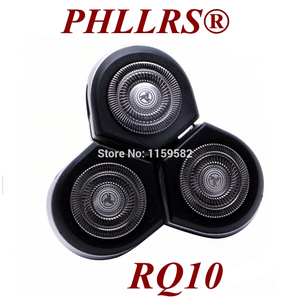 Remplacer tête pour philips rasoir électrique rq10 rq11 rq12 hq8 RQ1150 RQ1151 RQ1155 RQ1160 RQ1180 RQ1190 RQ1250 RQ1250CC RQ1260