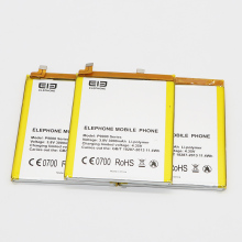 100% Original Backup Elephone P9000 Lite Battery For Smart Mobile Phone