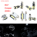 9pcs LED Canbus Interior Lights Kit Package For Mini Cooper R57 (2009+)