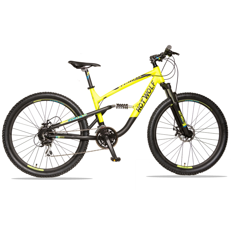 mountain bike bicycle 27.5 inches 24speed Aluminum alloy frame road bike Spring Fork Front and Rear Mechanical Disc Brake aluminum mountain road bicycle disc brakes w rotors black front rear