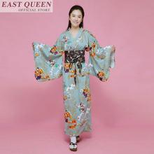 3b4635370 Japonês tradicional quimono japonês tradicional traje gueixa quimonos  japoneses mujer 2018 yukata haori vestido asiático FF609 U..