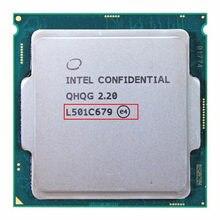 QHQG ES intel core I7 CPU 6400 podkręcania I7 procesor I7-6700K I7 6700 6700K Q0 2.2MHZ 1151 8WAY HD530 DDR3L/DDR4
