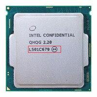 Qhqg ES INTEL CORE I7 Процессор 6400 разгон I7 процессор I7 6700K I7 6700 6700 К Q0 2,2 мГц 1151 8WAY HD530 DDR3L/DDR4