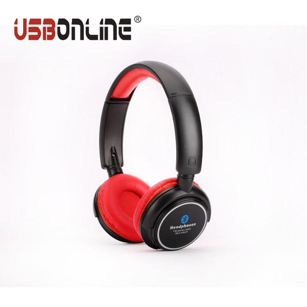 5pcs Bluetooth Stereo Headset Wireless Hands-free Headphones Earphone with TF Card Slots FM fone de ouvido For Mobile Phone PC wireless headphones bluedio 99a bluetooth headset bluetooth earphone fone de ouvido hands free charger dock for cell phone back