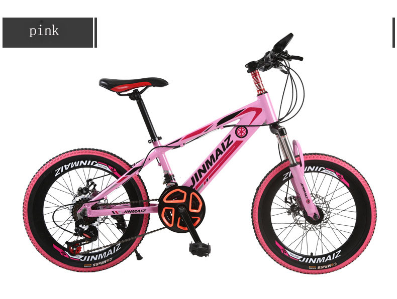 Aluminum Alloy Double Disc Brake Bicycle Suitable For Children