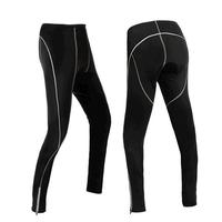 Men Cycling Pants Riding Bike Clothes Bicycle Cycling Clothing Gel 3D Padded Tight Pants Trousers Breathable