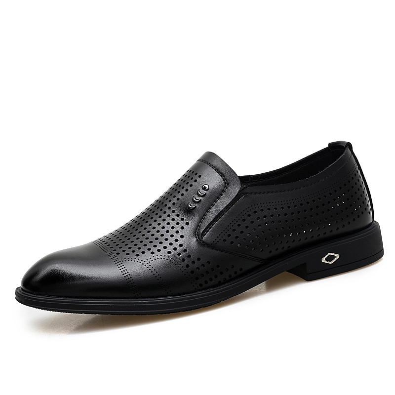 Casual Leather Shoes Winter Men Loafers Keep Warm Breathable Fashion Sneakers Footwear Male Quality Leather Plush Shoes Loafers