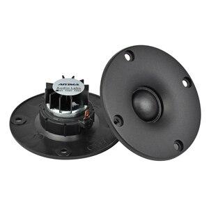 Image 5 - AIYIMA 2 шт. 3 дюймовый высокочастотный мини динамик 4 Ом 5 15 Вт Hifi стерео динамик s громкий динамик 75 мм DIY Домашнее аудио