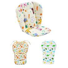 Детская Коляска Подушка высокий стул детское автомобильное сиденье коврик матрас для коляски детский зонтик подушка для детской коляски теплая хлопковая подушка